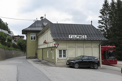Bahnhof Fulpmes am 31.07.2019 (pilot_micha) Tags: 2019 31072019 alpen bahnhof fulpmes sommer sommerurlaub stubaital tirol alps austria holiday railwaystation summer österreich gagers