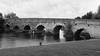 River Bridge at Great Barford