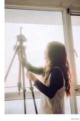 BEN01483-1 (vnproben) Tags: photography a6500 50mm girl beauty sunset rooftop portrait