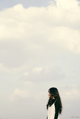 BEN01396-1 (vnproben) Tags: photography a6500 50mm girl beauty sunset rooftop portrait