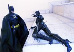 DSCF5383 (Drackenn) Tags: batman catwoman hottoys 16scale phicen tbleague michellepfeiffer michelkeaton batmanreturns customfigure kitbash dccomics timburton supermadtoys seandabbs