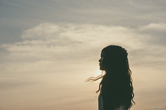 BEN01421-10 (vnproben) Tags: photography a6500 50mm girl beauty sunset rooftop portrait