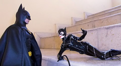 DSCF5382 (Drackenn) Tags: batman catwoman hottoys 16scale phicen tbleague michellepfeiffer michelkeaton batmanreturns customfigure kitbash dccomics timburton supermadtoys seandabbs