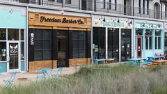New Shops and Restaurants (DayBreak.Images) Tags: urban city atlanta georgia shops restaurants beltline canondslr canoneflens lightroom
