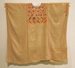 Huipil Oaxaca Mexico Textiles Coyuchi (Teyacapan) Tags: santamariazacatepec huipils mexican oaxaca costa coyuchi cotton textiles vestimenta museo