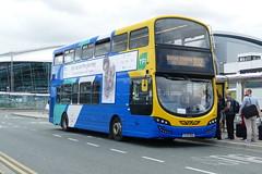 11540 Dublin Airport 17/08/19 (Csalem's Lot) Tags: dublinairport sg298 11540 102 wrightsgemini3 b5tl goahead goaheadireland 11500 bus dublin wrights