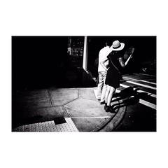 new york (s_inagaki) Tags: monochrome bnw street blackandwhite bw tokyo snap 東京 散歩 モノクロ 白黒 スナップ slowphoto スローフォト