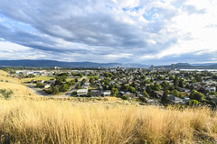 knox 2 (matteroffactSH) Tags: kelowna bc canada okanagan valley knox mountain knoxmountain british columbia clouds stormy nikon d850 skyline vista urban architecture andrew rochfort andrewrochfort matteroffact buildings