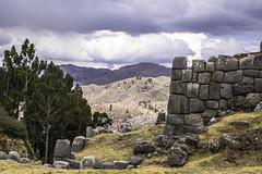 Sacsayhuaman (David Baggins) Tags: cuzco cusco sacsayhuaman incas inca archaeology arqueología perú peru andes heritage nikond7200 d7200