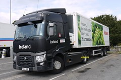 Photo of XPO Logistics / Renault T460 - Thurrock