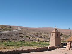 CHILE 2010-2011 - Socaire (Julio Herrera Ibanez) Tags: chilenorte atacama altiplano cordilleradelosandes iglesia