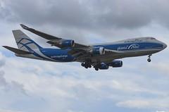VQ-BHE / Boeing 747-4KZFSCD / 36784/1411 / AirBridgeCargo Airlines (A.J. Carroll (Thanks for 1 million views!)) Tags: vqbhe boeing 7474kzfscd 747400fscd 747400f 747 744 74y 74f 367841411 cf680c2b1f airbridgecargoairlines 424975 london heathrow lhr egll 27r