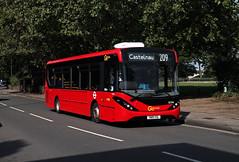 Route 209, Go Ahead London, SE296, YW19VSL (Jack Marian) Tags: route209 goaheadlondon se296 yw19vsl alexander alexanderdennis alexanderdennisenviro200mmc enviro enviro200mmc e200mmc mortlake castelnau buses bus london
