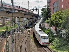 401 056 Moabit 16-08-2019 (vorstadtjazz) Tags: berlin moabit tiergarten mitte berlinmoabit hauptbahnhof eisenbahn bahnhof bahn ice intercityexpress