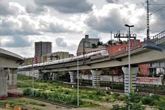 5812 019 Moabit 16-08-2019 bunt (vorstadtjazz) Tags: berlin moabit tiergarten mitte berlinmoabit hauptbahnhof eisenbahn bahnhof bahn ice intercityexpress