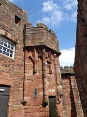 Carlisle Castle (luckypenguin) Tags: england cumbria carlisle castle englishheritage