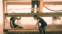 Inside the Water Tower. (Alex-de-Haas) Tags: 70200mm bootcamprun d5 dutch dutchies geestmerambacht holland langedijk majorobstaclerun nederland nederlands nikkor nikkor70200mm nikon noordholland ocr bootcamp candid conquering dirt dirty endeavour endurance evenement event fit fitdutchies fitness fun hardlopen joggen jogging mensen modder mud obstacle obstaclecourserace obstaclecourserun obstacleracing obstakel overwinnen people plezier race racing recreatie recreation rennen renner renners run runner runners running sport sportief sportiviteit sporty summer team teamspirit teamgeest vies volharding zomer