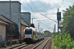 445 104 Lichterfelde Ost 14-08-2019 (vorstadtjazz) Tags: berlin lichterfelde eisenbahn bahn bahnhof berlinlichterfelde lichterfeldeost steglitz
