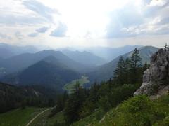 Röhrelmoos (bookhouse boy) Tags: 2019 19juli2019 berge mountains alpen alps bayerischevoralpen rosstein tegernseertal kreuth tegernseerhütte sonnbergalm altweibersteig
