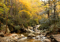 south mountain stream (McMannis Photographic) Tags: photography travel northcarolina fallcolors destination landscapeandnature southmountainstatepark mountainstream autumn blueridge carolinas connellysprings explore foothills mountain nc ncpark ncstatepark southeast tourism ngc