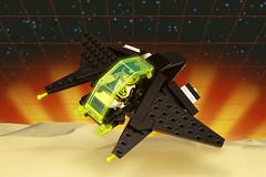 LEGO Blacktron II Super Nova III (dirtzonemaster) Tags: lego blacktron blacktron2 moc system 1991 1992 neon supernova supernova2 supernova3 super nova space spaceship ship legospace classic mtron unitron spyrius futuron spacepolice iceplanet iceplanet2002 minifig black tron lugpol tlg