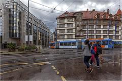"""Chispea"" sobre Múnich (Fernando Forniés Gracia) Tags: alemania baviera múnich lluvia paisajeurbano paisaje"