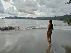 Serenidad absoluta. (Maira Holguín) Tags: costarica pacífico mar manuelantonio parquenacionalmanuelantonio playa beach costa rica manuel antonio