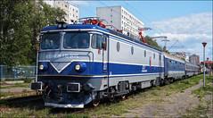 91 53 0 400 799-9 RO-SNTFC (Lineus646) Tags: cfr rosntfc sntfc depoulsuceava iași românia passenger sncfr ea799 express 2068 hexagon