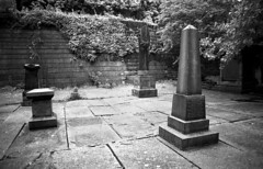 Cemetery (Manuel Goncalves) Tags: cemetery nikonn90s sigma24mmf28 rollei400infrared liverpool liverpoolcathedral epsonv500scanner