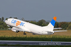 B737-448F LZ-CGR CARGOAIR (shanairpic) Tags: jetairliner cargo freighter b737 boeing737 shannon cargoair lzcgr