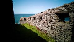 Peel Castle. (Chris Kilpatrick) Tags: chris huaweimate20pro huawei outdoor nature building castle peel isleofman island sea landscape august