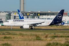 D-AINQ - Lufthansa - Airbus A320-271N (5B-DUS) Tags: dainq lufthansa airbus a320271n a320 neo dus eddl dusseldorf düsseldorf international airport aircraft airplane aviation flughafen flugzeug planespotting plane spotting