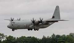 C-130 | MM62195 | FFD | 20190722 (Wally.H) Tags: lockheed l100 hercules c130 mm62195 4661 aeronauticamilitareitaliana italianairforce ffd egva fairford airport