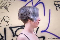 Haircut by Marion (wip-hairport) Tags: portugal lisboa lisbon wiphairport wip hairport salon hair stylist cut haircut hairdresser hairlove hairstyle style fashion inspire original creative alternative artist professional newlook shape personalized color haircolor longhair shorthair newhair newstyle hairoftheday beforeandafter afterandbefore before after