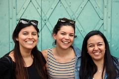 Three Friends (Alan1954) Tags: three women holiday 2019 germany bavaria bayern bamberg