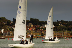 Cowes 2019 (PaulHP) Tags: cowes 2019 iow isle wight yacht yachting racing week sailing gbr1020 1020 sumo gbr1194 1194 mano