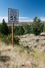 rest stop (Adrienne Johnson SF) Tags: california hwy395 modoccounty 20191 norcal memorial cross sign 2019 altar stateofjefferson