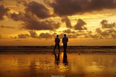 DSC09254 (ZANDVOORTfoto.nl) Tags: sunset fire sky skies netherland dutch zandvoort aan zee noordzee cloud clouds wolken sun sunsets ondergaande zon zonnig