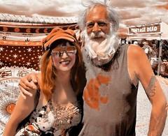 Chris Knudsen with Shannon Abbott-Olson Dead & Co. The Gorge, WA June 2019 (olydragon) Tags: chris knudsen shannon abbottolson the gorge washington dead company june 2019 fun