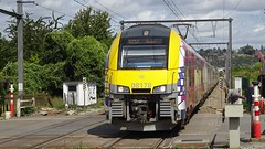 AM 08178 - L154 - JAMBES (philreg2011) Tags: am08 desiro sncb nmbs trein train am08178 l154 ic20142500 ic20142512 jambes