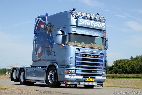 Flickriver: Most interesting photos from Scania Longline pool