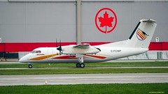 PA151331-2 TRUDEAU (hex1952) Tags: yul trudeau canada bombardier dash8 dhc8 dash aircreebec cfcwp dhc8102