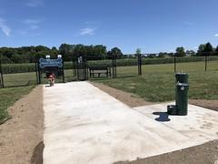 2019 - Dog park