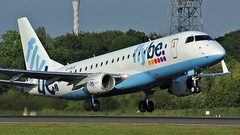 G-FBJG (AnDyMHoLdEn) Tags: flybe embraer egcc airport manchester manchesterairport 23l