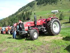 STEYR 1100 - 1976 (John Steam) Tags: oldtimer oldtimertreffen vintage meeting christlalm trattberg sankt koloman land salzburg austria 2019 traktor steyr diesel 1100