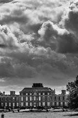 Storm clouds (alasdair massie) Tags: nationaltrust wimpolehall architecture building storm listed clouds royston england unitedkingdom