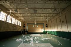 Turtletown Gym (michaelbrnd) Tags: abandoned urban exploration urbex