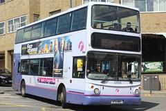 First West Yorkshire Volvo B7TL/Alexander ALX400 32086 (KP51 WBY) (john-s-91) Tags: first firstwestyorkshire volvob7tl alexanderalx400 32086 kp51wby huddersfield huddersfieldroute185 fastfurioushobsshaw