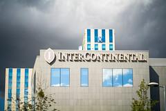 Intercontinental Hotel, North Greenwich, London (godrick) Tags: unitedkingdom england london europe gb riverthames olympianway hotel intercontinental northgreenwich
