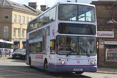 First West Yorkshire Volvo B7TL/Alexander ALX400 32089 (KP51 WCF) (john-s-91) Tags: first firstwestyorkshire volvob7tl alexanderalx400 32089 kp51wcf huddersfield spidermanfarfromhome